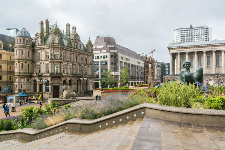 Birmingham: The place to be in business
